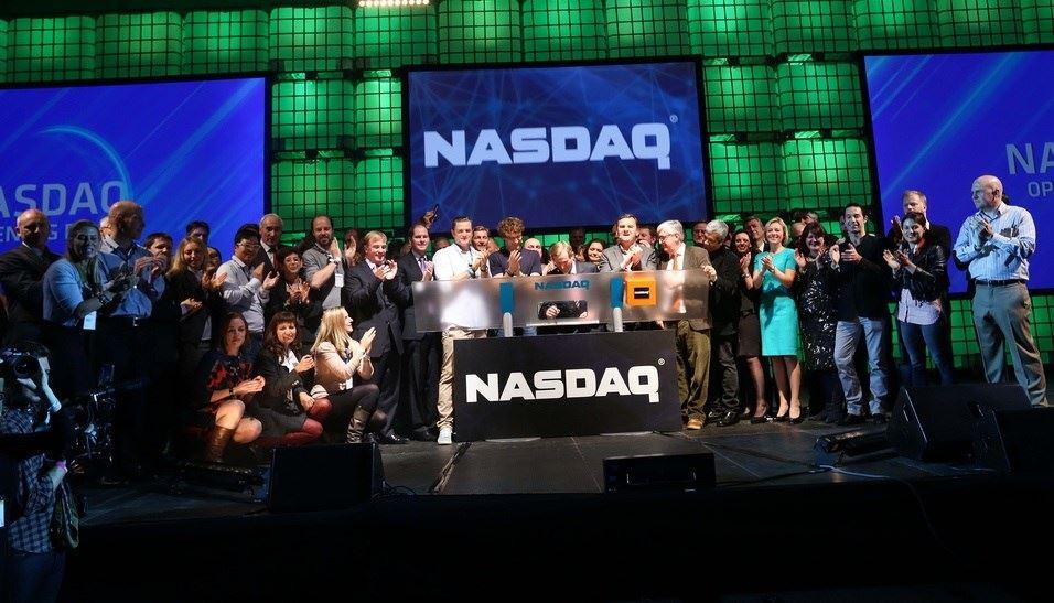NASDAQ Stage Dublin Web Summit