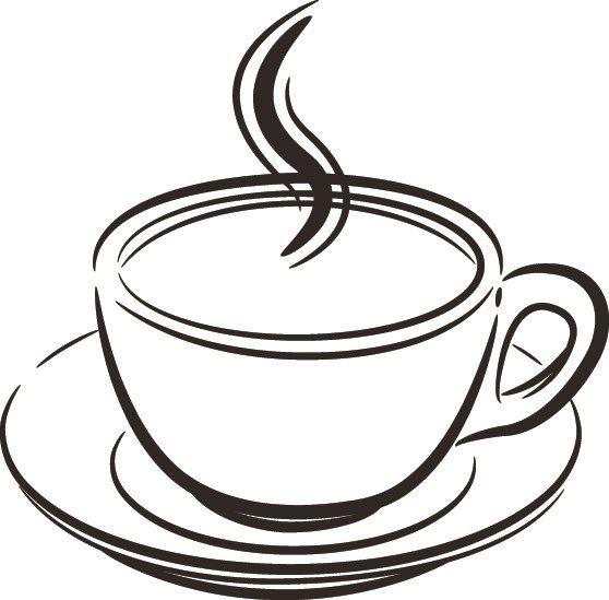 рисунки чашка кофе карандашом свои пикантные